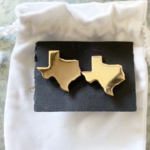 Cufflinks | State of Texas Gold-Filled Cufflinks